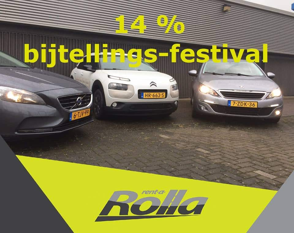 "Featured image for ""14 % bijtelling festival"""